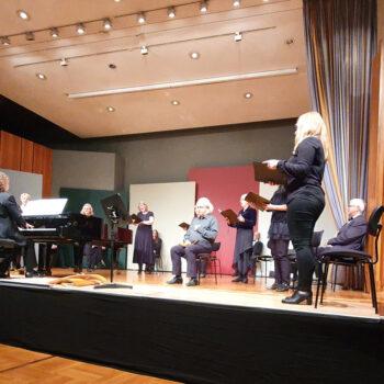 Konzert des Motettenchors Stuttgart in der Liederhalle: Zigeunerlieder.