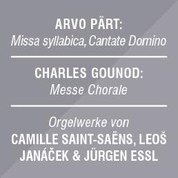 Bild des Programms vom Konzert